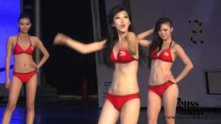 Miss Bikini - 36届国际比基尼小姐大赛全球 最佳身材(1分30秒)
