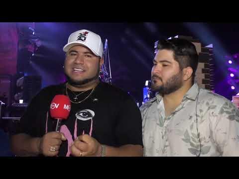 """Bastidores da live """"Barões Sunset"""", em Guarapari"""