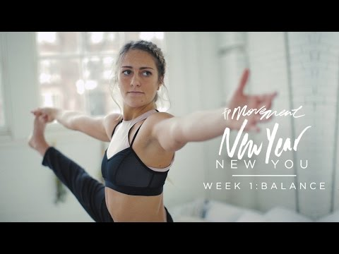 Week 1: Balance | New Year, New You | Free People