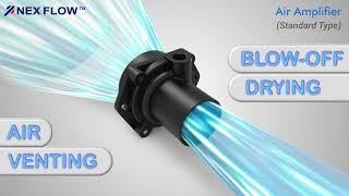 Nex Flow™ Air Amplifier Animation