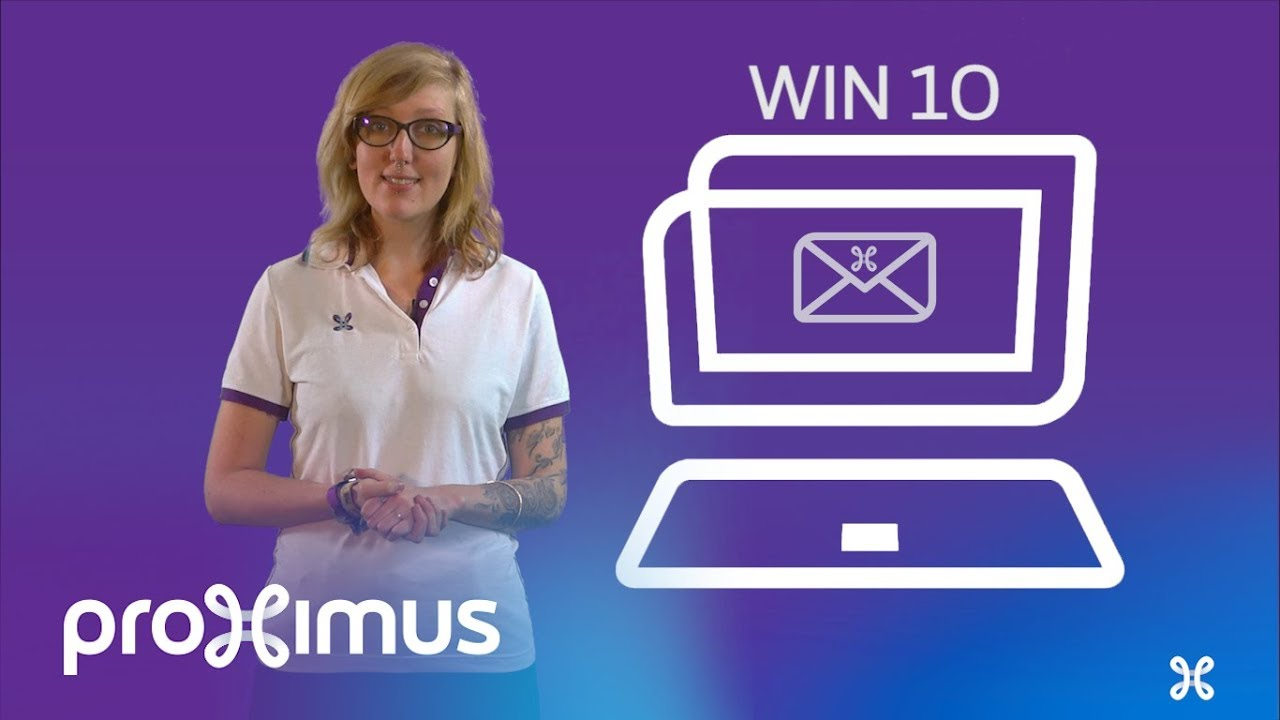 Set up e-mail on your mobile, tablet or computer | Proximus