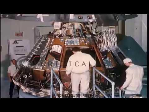 apollo space footage - photo #11