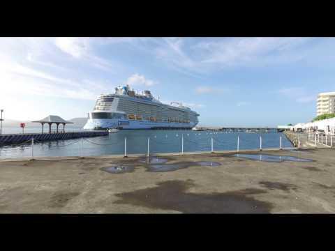 Anthem of the Seas Royal Caribbean , Fort de France Martinique