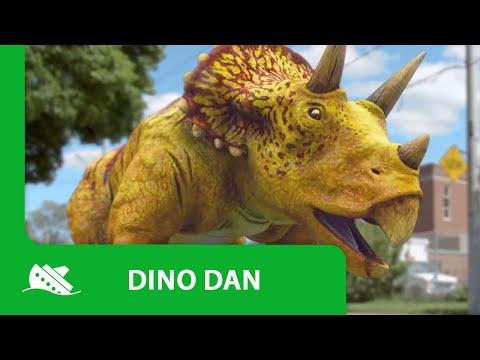 Dino Dan Triceratops Promo