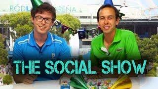 Australian Open: The Social Show: Birthday Bash - 2014 Australian Open