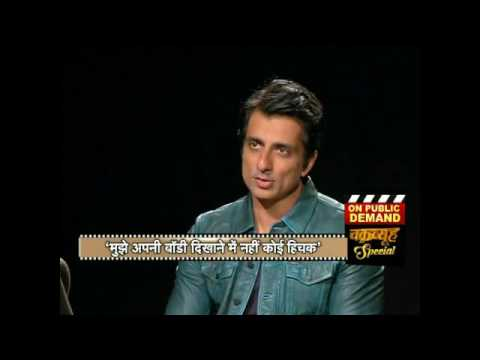 Actor Sonu Sood talks about his journey