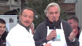 RECETTE : Mont-Blanc aux marrons et myrtilles