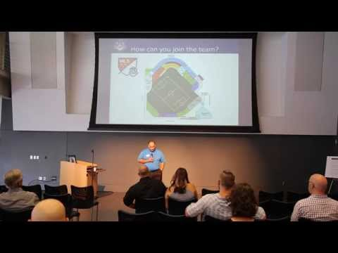 1 Million Cups Tulsa :: Roughnecks :: September 2nd, 2015