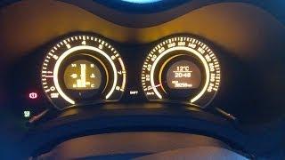 Тойота Ауріс 2009 налаштування Налаштування годинника настройка Настройка часу зміни підручник