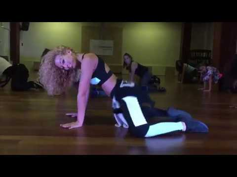 Yvette Wellai • Jamie Foxx Can I take you home Choreography • Intermed. Danceclass