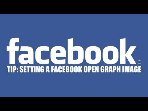 Setting A Facebook Open Graph Image