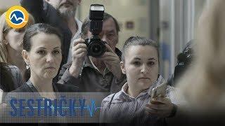 SESTRIČKY - Kolaps na tlačovej konferencii: Zložila sa pred zrakmi novinárov