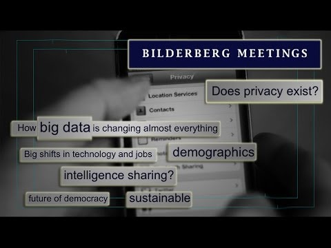 Special Report: How Bilderberg Will Use Technology to Rule by 2050