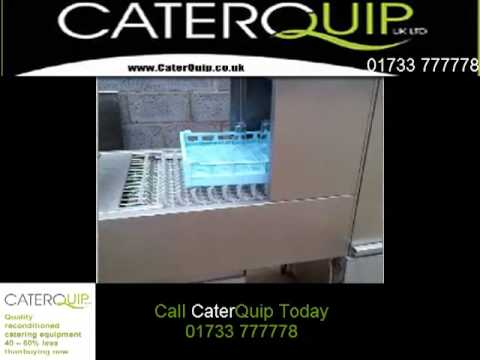 Commercial Dishwasher Demo Used Catering Equipment Specialist Caterquip UK Ltd