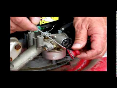 How To Replace The Primer Bulb On A Tecumseh Lawn Mower