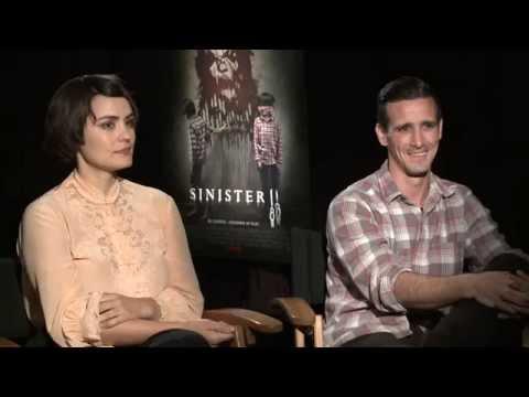 SINISTER 2 Interview: James Ransone and Shannyn Sossamon
