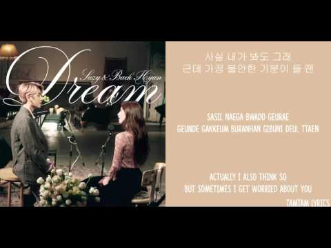 Dream - Suzy X Baekhyun Lyrics [Han,Rom,Eng]