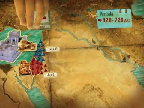 Judá e Israel: Dos Reinos Hebreos Reporteros de la Historia