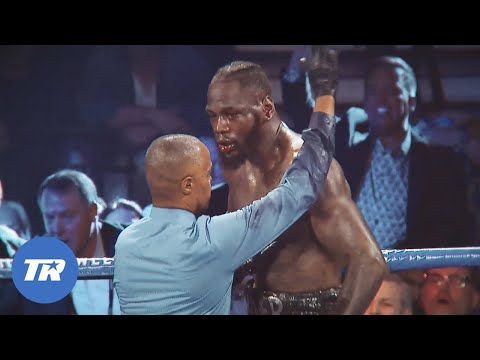 Top 5 Moments From Wilder Vs Fury 2 Fight Week