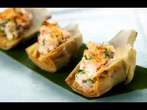 Wedding hors d oeuvres ideas  YouTube