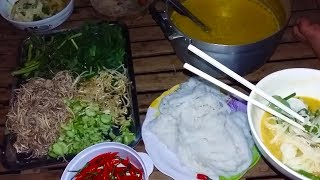 How To Cook And Eat In My Village - Cambodian Village Food Recipes Compilation #11