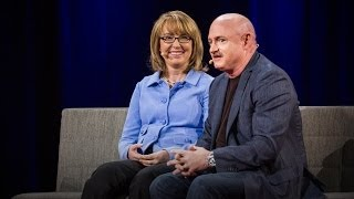 Gabby Giffords and Mark Kelly: Be passionate. Be courageous. Be your best.(On January 8th, 2011, Congresswoman Gabby Giffords was shot in the head while meeting constituents in her home town of Tucson, Arizona. Her husband, the ..., 2014-04-11T15:40:56.000Z)