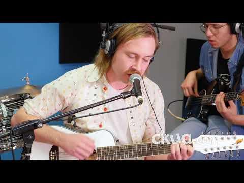 """Baby Jey  """"Hannah Holliday's Son"""" live at CKUA"""