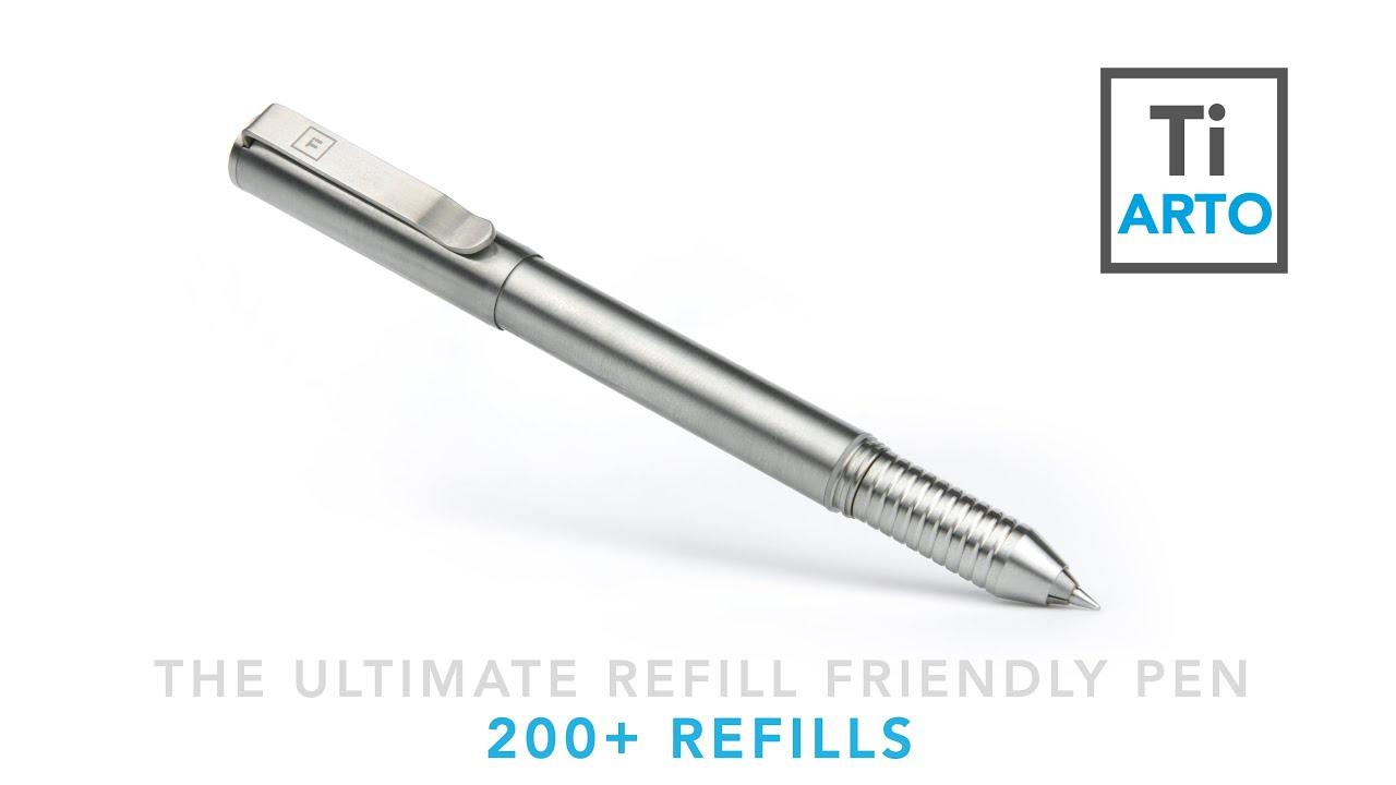 titanium pen kickstarter