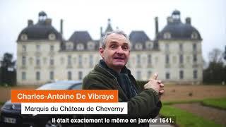 Parole de pros : La Fibre au Château de Cheverny