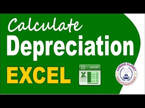 Calculate Deprecation In MS Excel |Methods Of Deprecation In Microsoft Excel |Online Excel Training