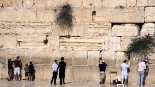 Стена плача - мужская часть (Иерусалим) - Footage(Футажи, футажі скачати, скачать футажи, бесплатные футажи, футажи бесплатно, бесплатные футажи скачать..., 2012-03-23T16:38:13.000Z)