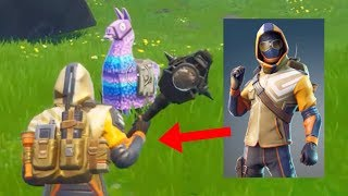 New Skin Added In Fortnite (Summit Striker) - Fortnite Battle Royale