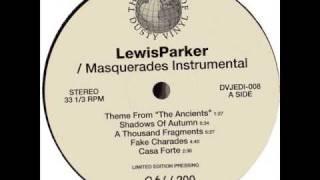 lewis parker - fake charades (instrumental)