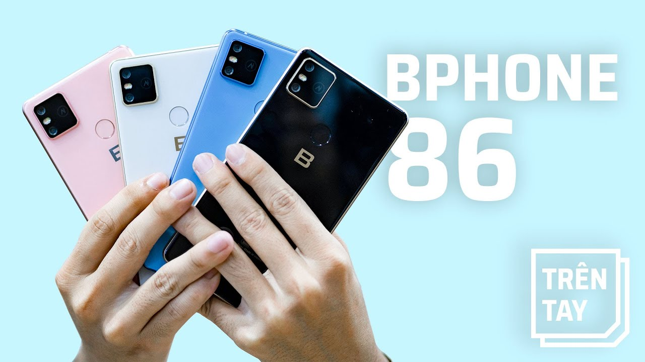 Trên tay Bphone B86