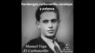 Fandangos a trio.Carbonerillo,Canalejas de Puerto real y Jose Palanca