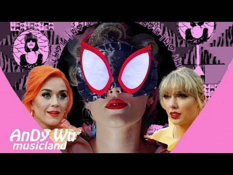 TAYLOR SWIFT - You Need To Calm Down / Sunflower / Paper Planes ft. POST MALONE, SWAE LEE, M.I.A.