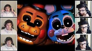 PIOR JOGO DE TERROR?! -  Five Nights at Freddy
