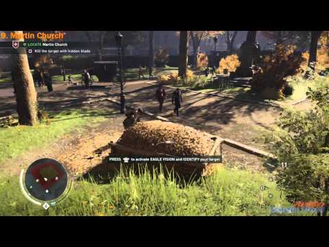 Assassin's Creed Syndicate all templar hunts