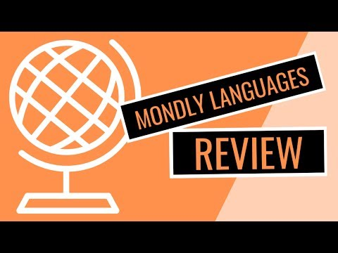 Mondly Language Review