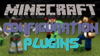 Minecraft - Configuration Plugins I GroupManager