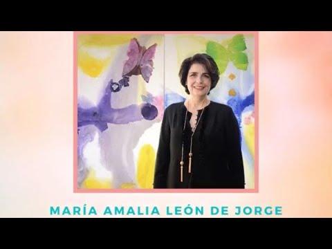 Entrevista a la Dra. María Amalia León de Jorge en Cultura Libre.