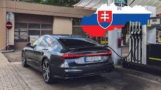 Vlak vs Auto z Bratislavy do Košíc | Zlý Zajo vs Draho