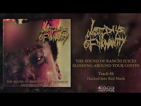 Last Days Of Humanity - The Sound Of Rancid Juices Sloshing Around Your Coffin (1998 - Goregrind)