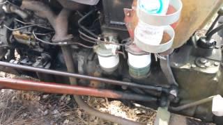 Massey Ferguson 135 | Perkins AD3-152 Diesel by Chad Ritch