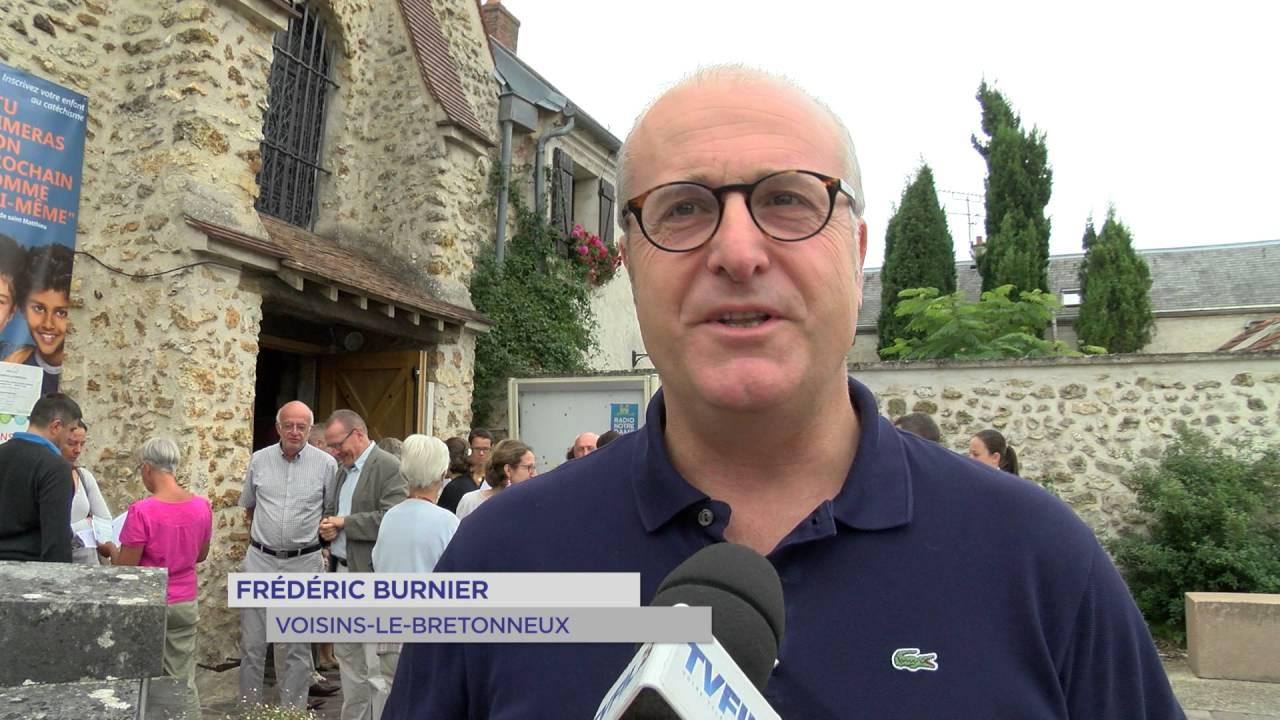 Religion : une nouvelle église à Voisins-le-Bretonneux