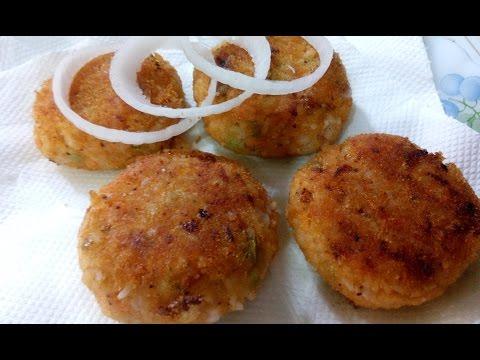 how-to-prepare-rice-cutlet-recipe-|-snack-recipe-of-india