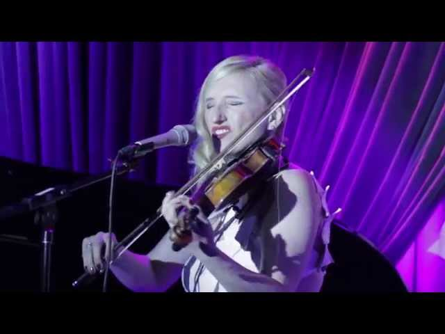 """""""DO YOU REMEMBER"""" LIVE at the Blue Note NYC electric violinist Roswitha"""