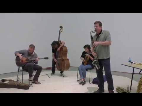 Ken Vandermark + The Few @ Institute of Contemporary Art, Philadelphia 9-23-16 1/2