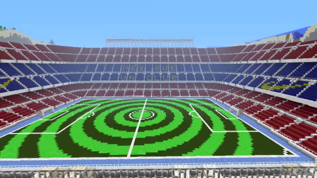 Mapa Asientos Camp Nou Estadio Camp Nou Youtube