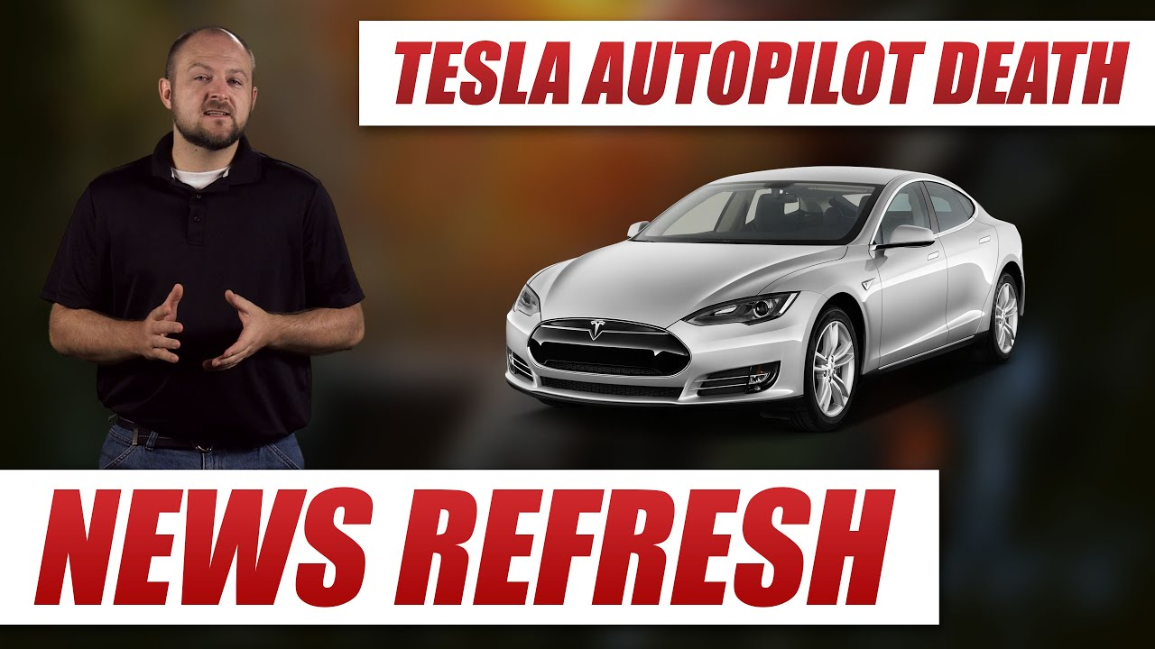 Man Killed While Using Teslas Autopilot How Autopilot Works And Who Is At Fault